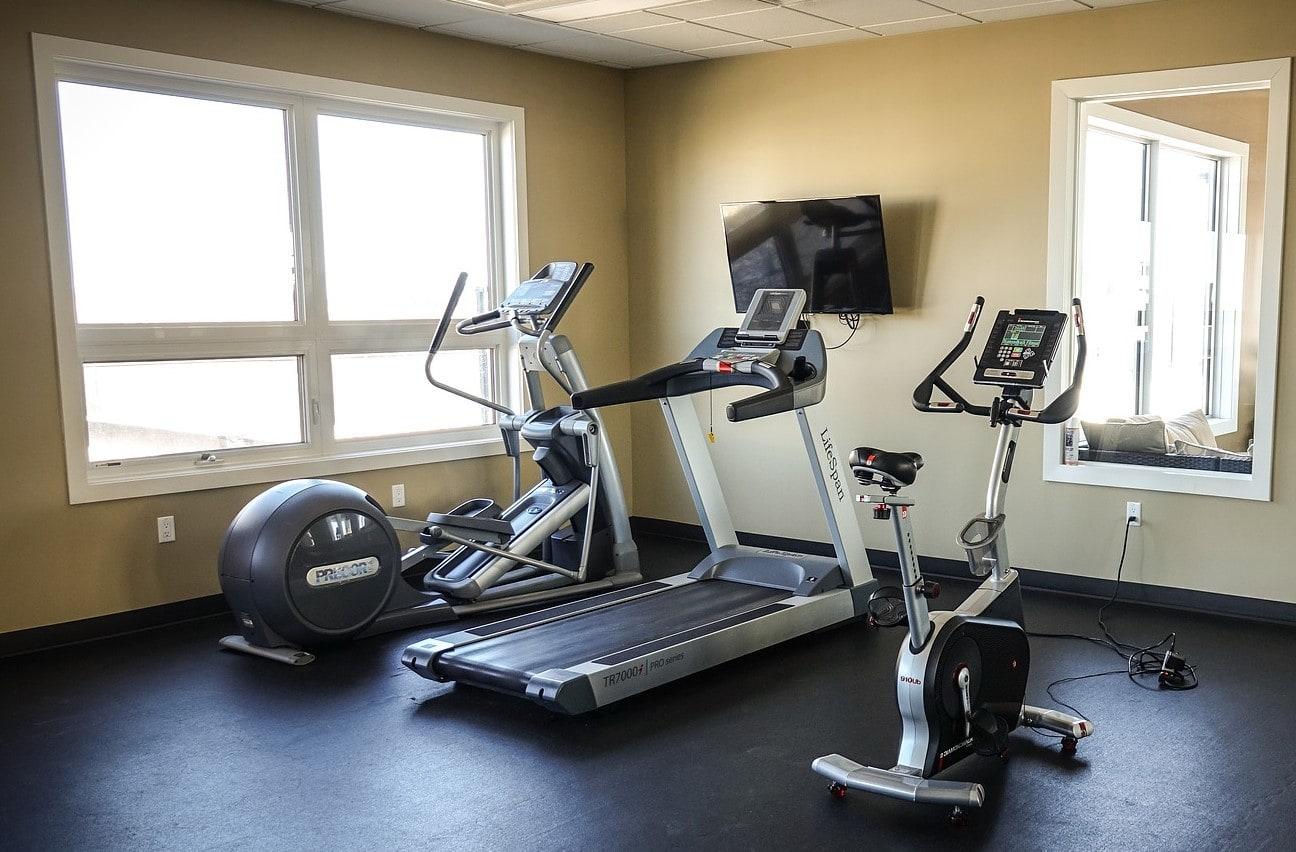 home gym equipment stationary